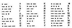 Практика в изучении азбуки Морзе